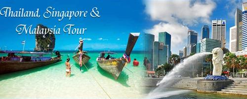 Singapore Malaysia Thailand Tour Packages, Thailand